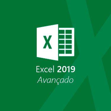 Curso de Excel 2019 Avançado