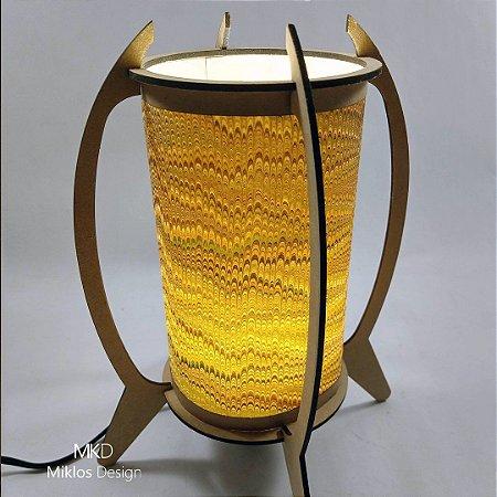 Luminária de mesa Lanterne