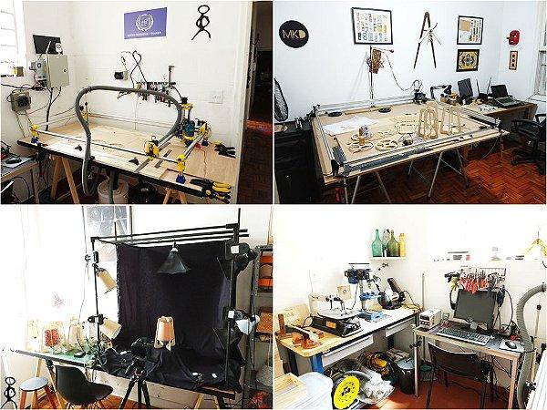 Workshop oficina de arte e design