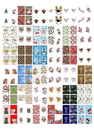 Cartelão 18 - Natal/Ano novo