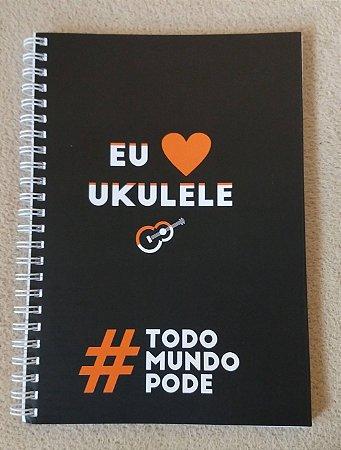 Caderninho de anotação #TodoMundoPode
