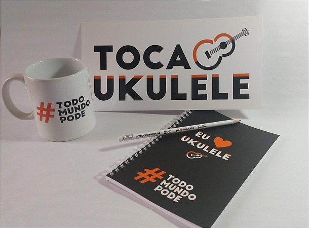 Kit Especial #TodoMundoPode - ÚLTIMO DISPONÍVEL!
