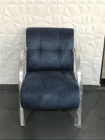Poltrona Azul (Jeans)