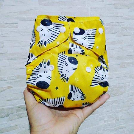 Zebra - Lêli - Pocket - Interior em dry-fit