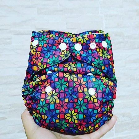 Colorida - Lêli - Pull - Pocket - Interior em dry-fit