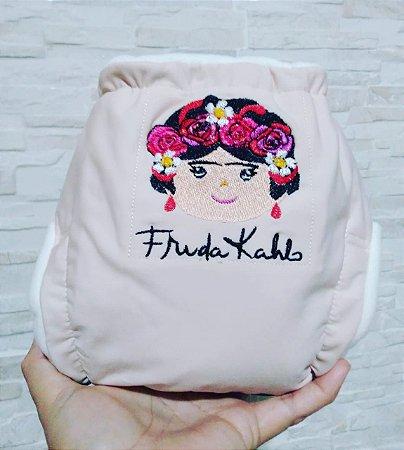 Fralda Ecológica Frida Kahlo Aurorinha Sustentável