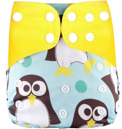 Pinguim - Simfamily - Pull - Pocket - Interior em Suedine