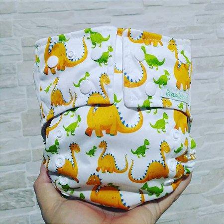 Dinos - Brasileirinha - Pull - Pocket - Interior em Dry-fit