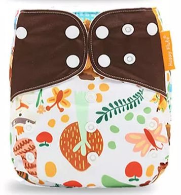 Floresta - Happy Flute - Pull - Pocket - Interior em Suedine
