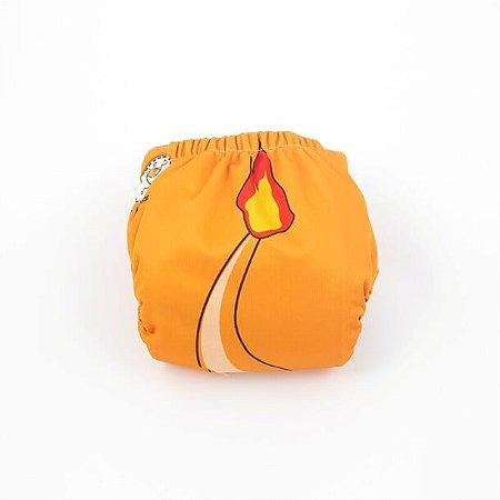 Charmander - Kape - Pocket -Interior em dry-fit