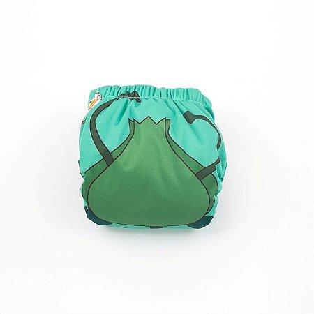 Bulbassauro - Kape - Pocket -Interior em dry-fit