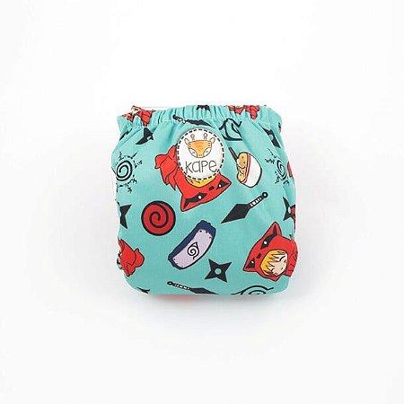 Naruto - Kape - Pocket -Interior em dry-fit