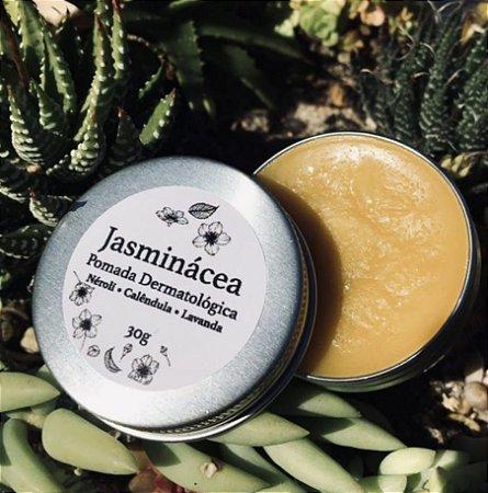 Pomada Dermatológica - Jasminácea - 30g - Vegano