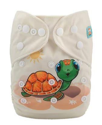 Tartaruga - Alva Baby - Pull - Pocket - Interior em Suedine
