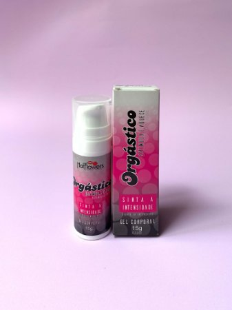 Estimulador da Libido Feminino - Orgástico