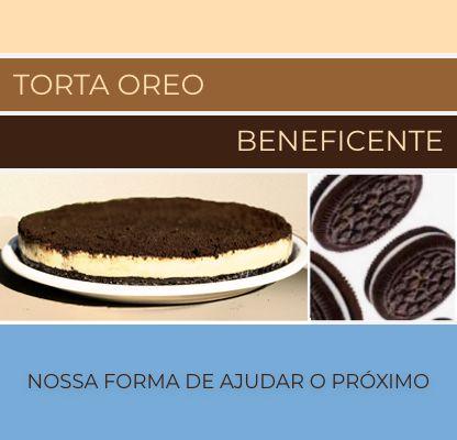 Torta Oreo BENEFICENTE