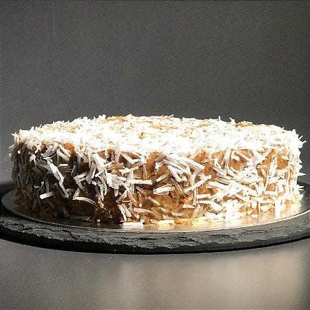 Torta de coco (sem gluten)