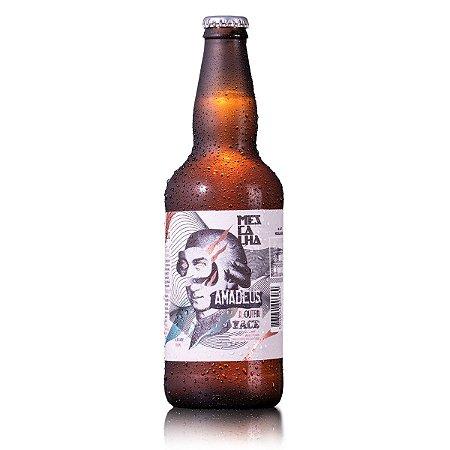 Cerveja Double Pilsner Mescalha Amadeus
