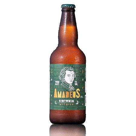 Cerveja Witbier Sintonia Amadeus