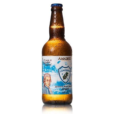Cerveja Londrina Esporte Clube Lager Puro Malte Amadeus