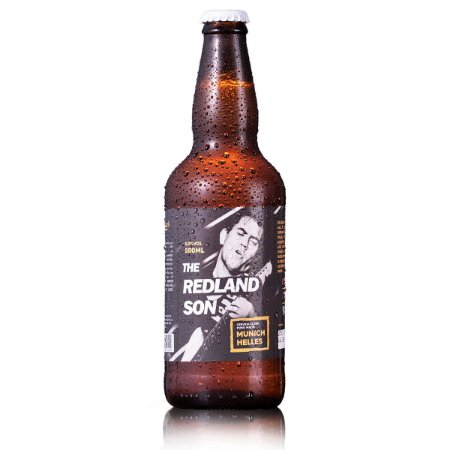 Cerveja Munich Helles The Redland Son Amadeus