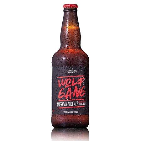 Cerveja American Pale Ale Wolfgang Amadeus