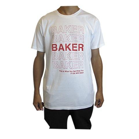 Camiseta Baker