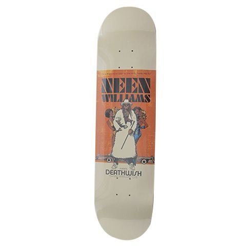 Shape Death Wish  Neen Williams 7.75