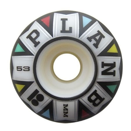 Roda Plan B 53mm