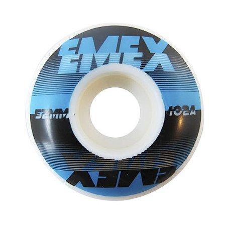 Rodas Emex 102A 52mm