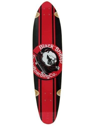 Shape Black Sheep Semi Long Foguetinho Tail 9