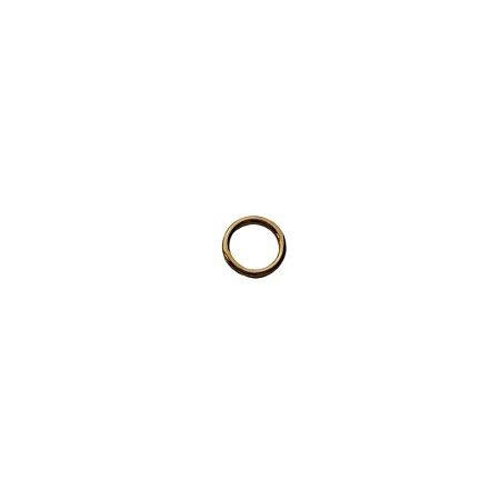 ARGOLA 01 - OURO - 100 UND