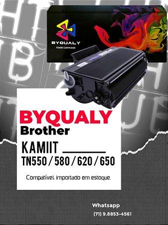 BROTHER TN580 / TN650