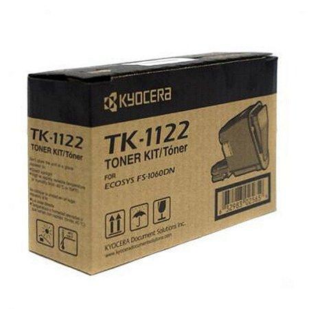 KYOCERA TK1122 TK-1122   1060DN FS1060 FS1025 FS1125   COM CHIP