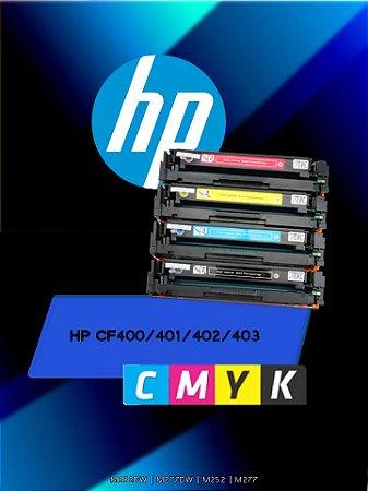 HP CF400A / 401 / 402 / 403 - 201A