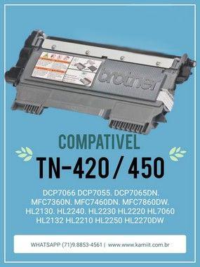 BROTHER TN450 / TN420