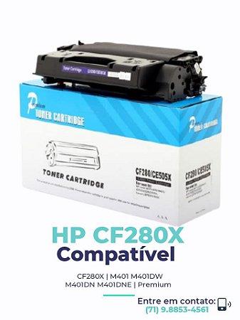 HP CF280X | M401 M401DW M401DN M401DNE