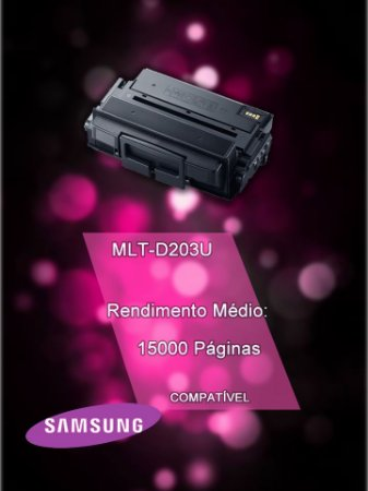 SAMSUNG MLT-D203U D203   SL-M4070FR M4070 SL-M4020ND