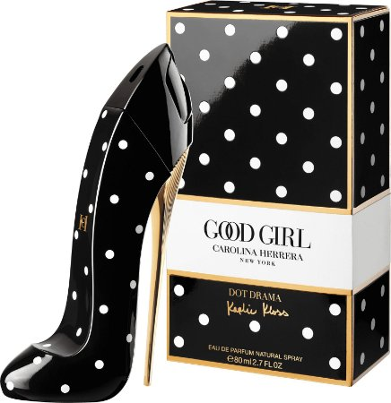 PERFUME CAROLINA HERRERA GOOD GIRL LÉGÈRE EAU DE PARFUM FEMININO - 80ML
