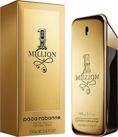 PERFUME PACO RABANNE 1 MILLION MASCULINO EAU DE TOILETTE