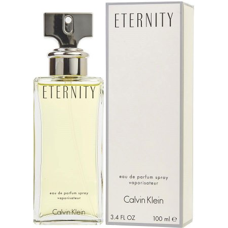PERFUME CALVIN KLEIN ETERNITY FOR WOMEN FEMINIMO 50 ML