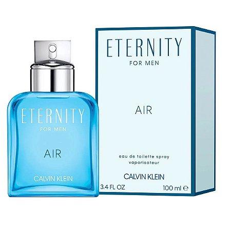 PERFUME CALVIN KLEIN ETERNITY FOR MEN AIR EAU DE TOILETTE
