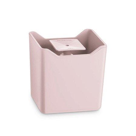 Porta Detergente Premium Rosa Solido de Plastico UZ