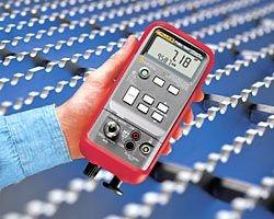 Calibradores de Pressão Intrinsecamente Seguros Fluke 718 Ex