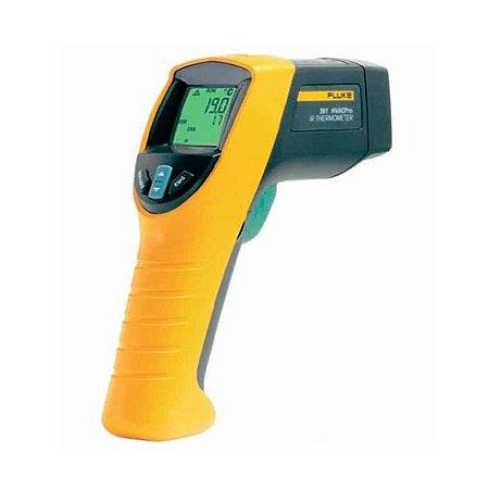 Termômetro digital HVAC infravermelho e de contato  -40 A 550°C C/Sonda - FLUKE 561