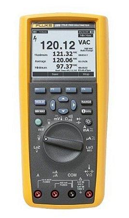 Multimetro 289 C/ Registro E Grafico P/ Industrial