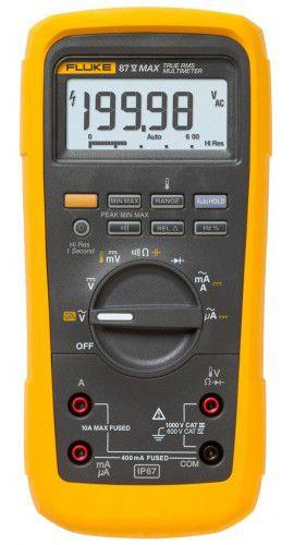Multímetro Industrial True Rms FLUKE 87V-MAX