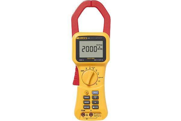 Alicate Amperímetro 2000a Ac/Dc Trms - FLUKE 353