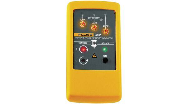 Indicador de rotação de motores e fases Fluke 9062