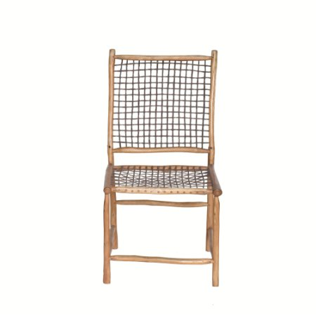 Cadeira Madeira com Piaçava